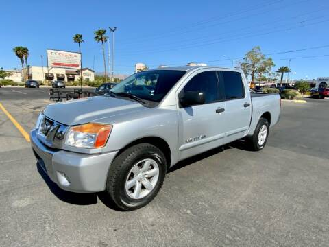 2010 Nissan Titan for sale at Charlie Cheap Car in Las Vegas NV