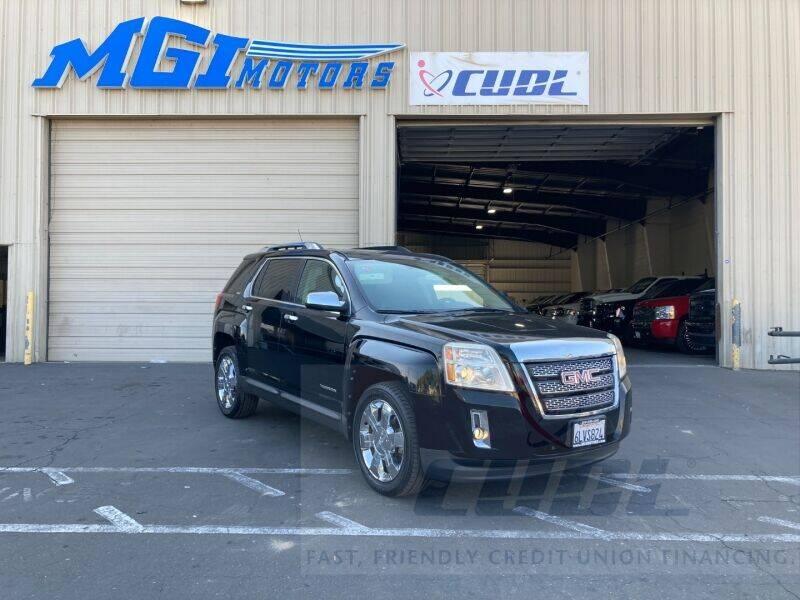 2010 GMC Terrain for sale at MGI Motors in Sacramento CA