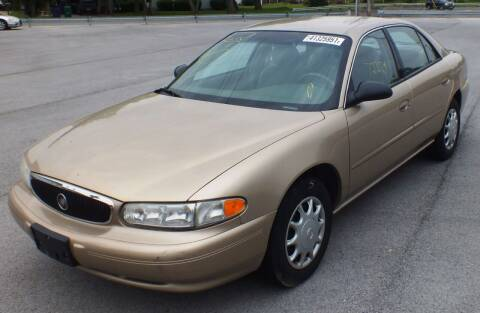 2004 Buick Century for sale at Kenny's Auto Wrecking in Lima OH