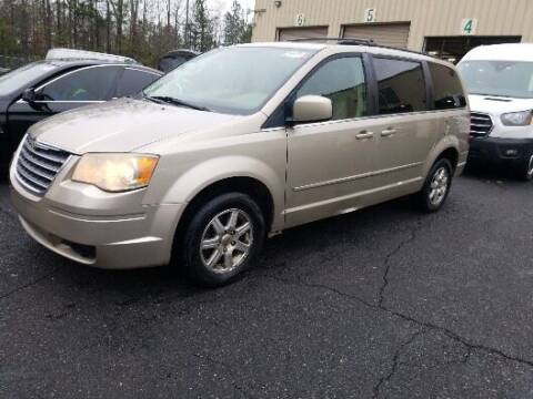 2008 Chrysler Town and Country for sale at DREWS AUTO SALES INTERNATIONAL BROKERAGE in Atlanta GA