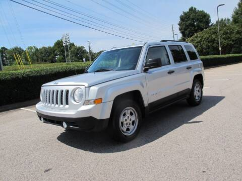2014 Jeep Patriot for sale at Best Import Auto Sales Inc. in Raleigh NC