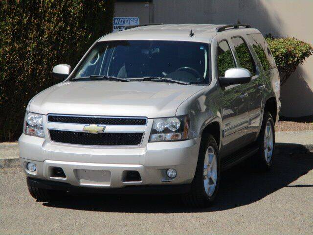 2008 Chevrolet Tahoe for sale at Select Cars & Trucks Inc in Hubbard OR