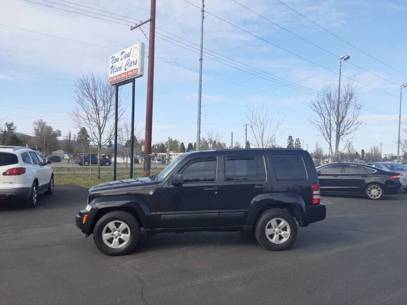 2012 Jeep Liberty for sale at New Deal Used Cars in Spokane Valley WA