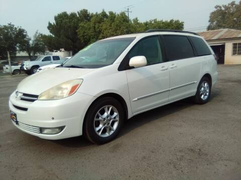 2005 Toyota Sienna for sale at Larry's Auto Sales Inc. in Fresno CA