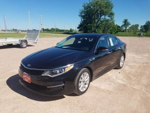 2016 Kia Optima for sale at Best Car Sales in Rapid City SD