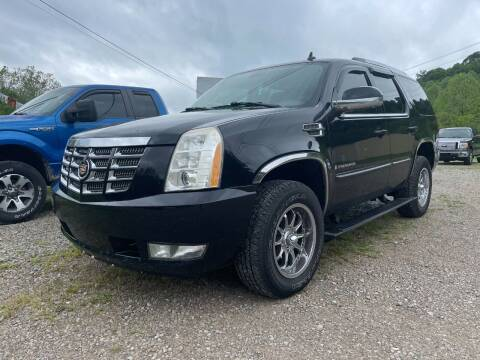 2007 Cadillac Escalade for sale at Court House Cars, LLC in Chillicothe OH