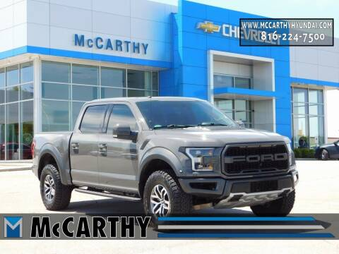 2018 Ford F-150 for sale at Mr. KC Cars - McCarthy Hyundai in Blue Springs MO