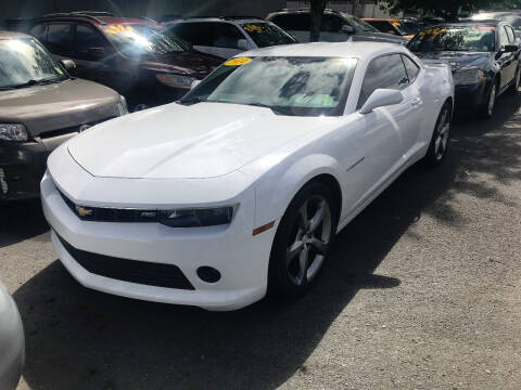 2014 Chevrolet Camaro for sale at Car Craft Auto Sales Inc in Lynnwood WA