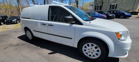 2014 RAM C/V for sale at Route 44 Auto Sales in Greenville RI