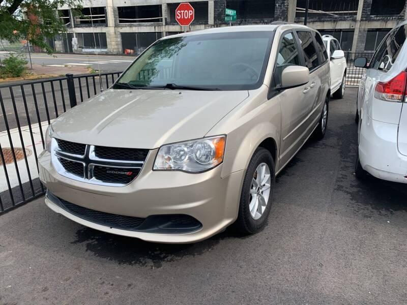 2014 Dodge Grand Caravan for sale at Bluesky Auto in Bound Brook NJ