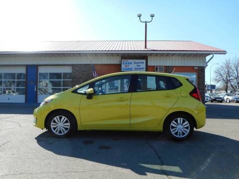 2016 Honda Fit for sale at Twin City Motors in Grand Forks ND