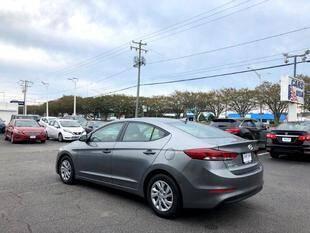 2017 Hyundai Elantra SE 4dr Sedan 6A - Virginia Beach VA