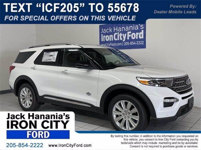2021 Ford Explorer for sale in Birmingham, AL