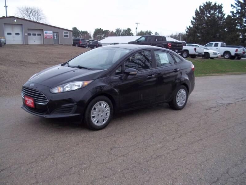 2014 Ford Fiesta for sale at SHULLSBURG AUTO in Shullsburg WI
