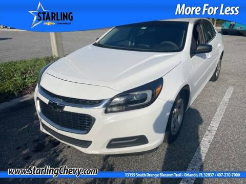 2015 Chevrolet Malibu for sale at Pedro @ Starling Chevrolet in Orlando FL
