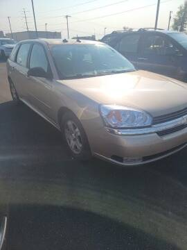 2004 Chevrolet Malibu Maxx for sale at COYLE GM - COYLE NISSAN - New Inventory in Clarksville IN