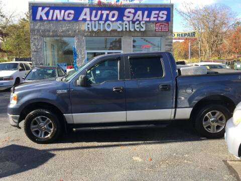 2005 Ford F-150 for sale at King Auto Sales INC in Medford NY