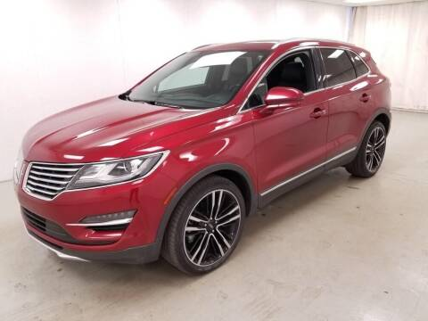 2017 Lincoln MKC for sale at Kerns Ford Lincoln in Celina OH