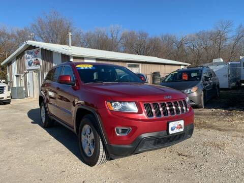 2015 Jeep Grand Cherokee for sale at Victor's Auto Sales Inc. in Indianola IA