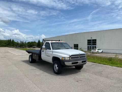 1996 Dodge Ram Chassis 3500 for sale at Prestige Auto of South Florida in North Port FL