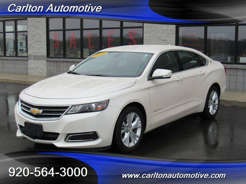 2014 Chevrolet Impala for sale at Carlton Automotive Inc in Oostburg WI