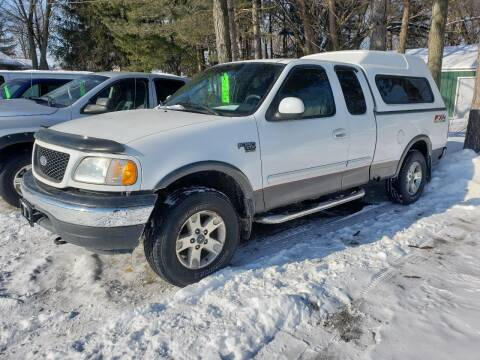 2003 Ford F-150 for sale at Northwoods Auto & Truck Sales in Machesney Park IL