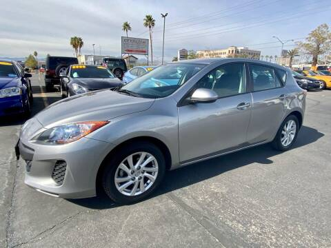 2012 Mazda MAZDA3 for sale at Charlie Cheap Car in Las Vegas NV