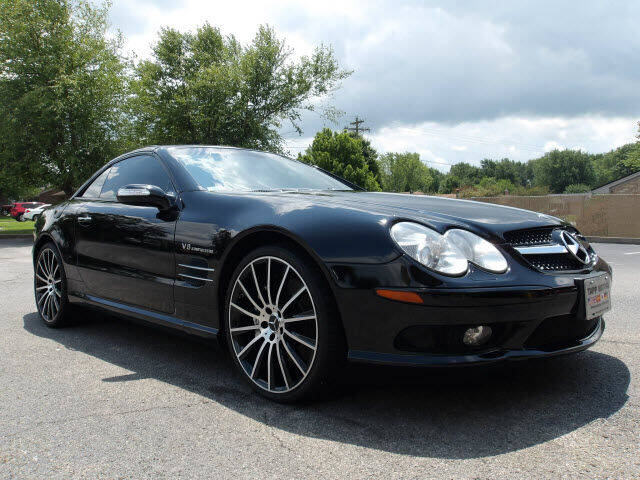 2004 Mercedes-Benz SL-Class for sale at TAPP MOTORS INC in Owensboro KY