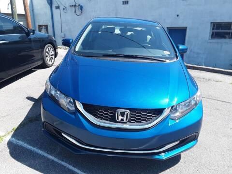 2014 Honda Civic for sale at Auto Villa in Danville VA