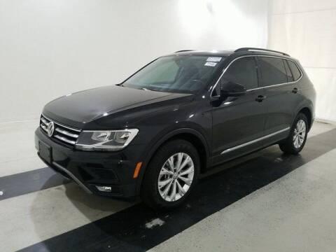 2018 Volkswagen Tiguan for sale at CERTIFIED AUTOPLEX INC in Dallas TX
