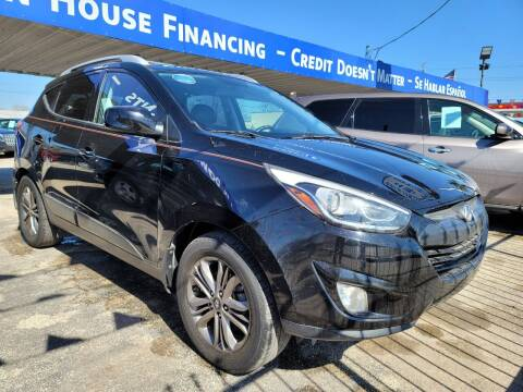 2014 Hyundai Tucson for sale at JR Auto Inc in San Antonio TX