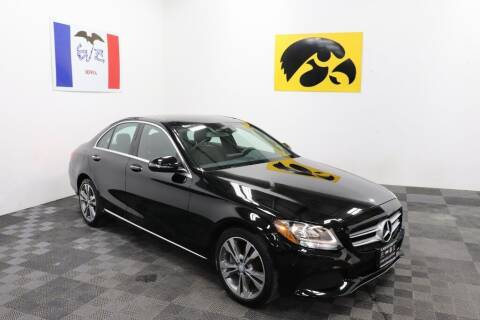 2016 Mercedes-Benz C-Class for sale at Carousel Auto Group in Iowa City IA