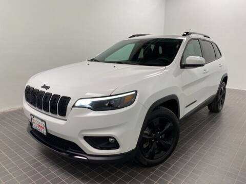2020 Jeep Cherokee for sale at CERTIFIED AUTOPLEX INC in Dallas TX