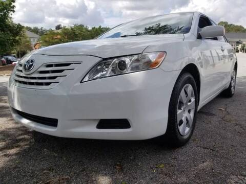 2008 Toyota Camry for sale at Southern Auto Solutions - Georgia Car Finder in Marietta GA