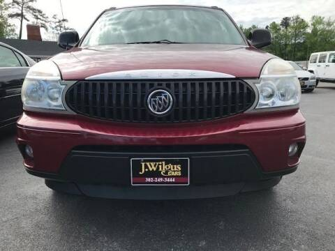 2007 Buick Rendezvous for sale at J Wilgus Cars in Selbyville DE
