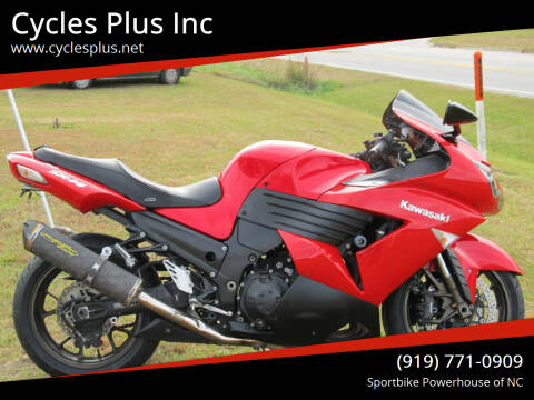 2006 Kawasaki Ninja ZX-14R for sale at Cycles Plus Inc in Garner NC