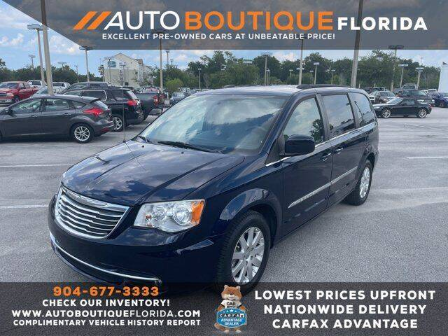 2012 Chrysler Town and Country for sale in Jacksonville, FL