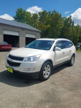 2011 Chevrolet Traverse for sale at Jeff's Sales & Service in Presque Isle ME
