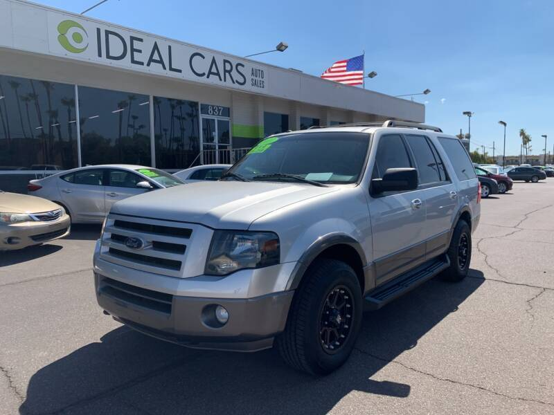 2011 Ford Expedition for sale at Ideal Cars Atlas in Mesa AZ