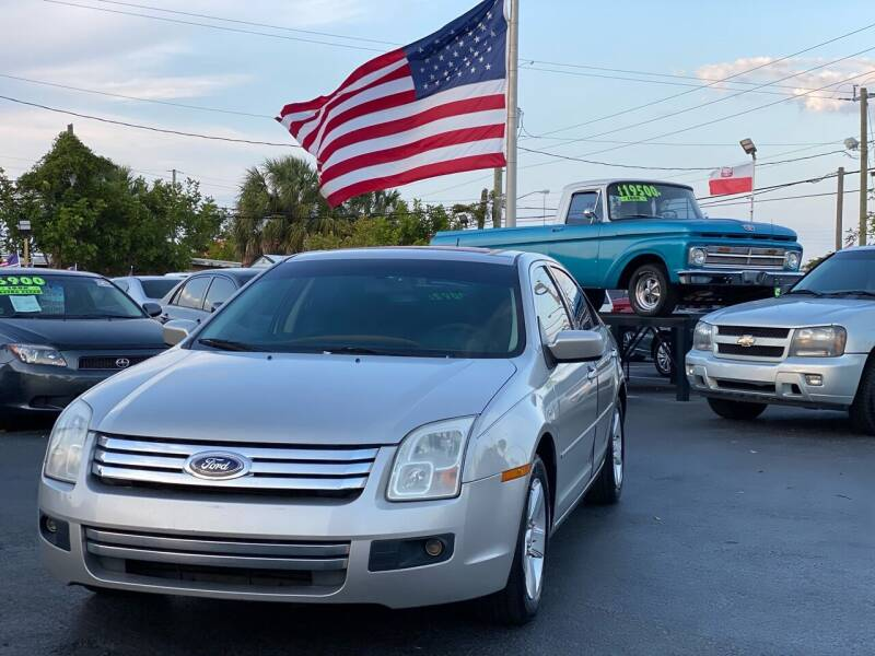 2008 Ford Fusion for sale at KD's Auto Sales in Pompano Beach FL