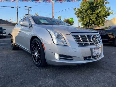 2014 Cadillac XTS for sale at Tristar Motors in Bell CA
