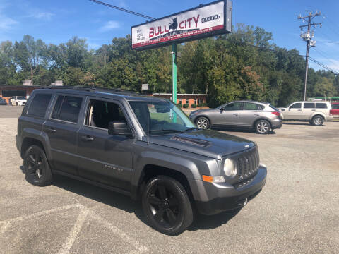 2012 Jeep Patriot for sale at Bull City Auto Sales and Finance in Durham NC