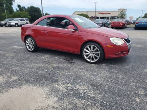 2007 Volkswagen Eos for sale at Ron's Used Cars in Sumter SC