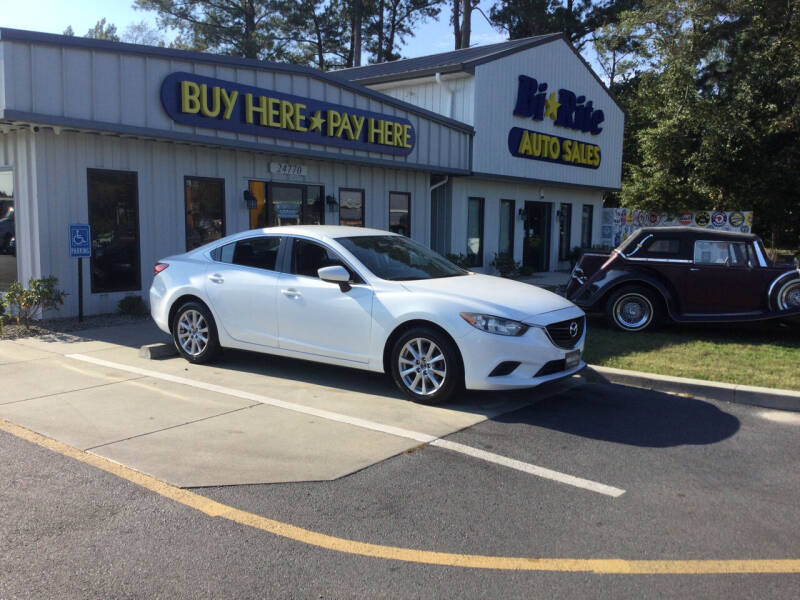 2016 Mazda MAZDA6 for sale at Bi Rite Auto Sales in Seaford DE