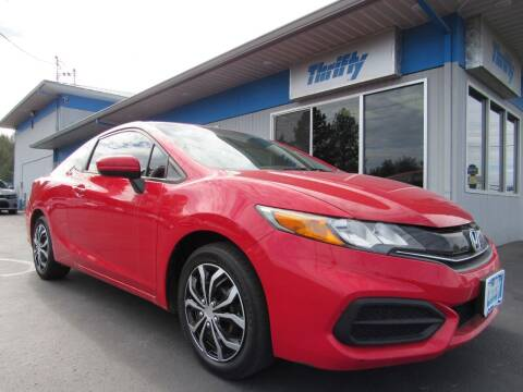 2015 Honda Civic for sale at Thrifty Car Sales SPOKANE in Spokane Valley WA
