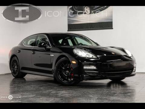 2010 Porsche Panamera for sale at Iconic Coach in San Diego CA