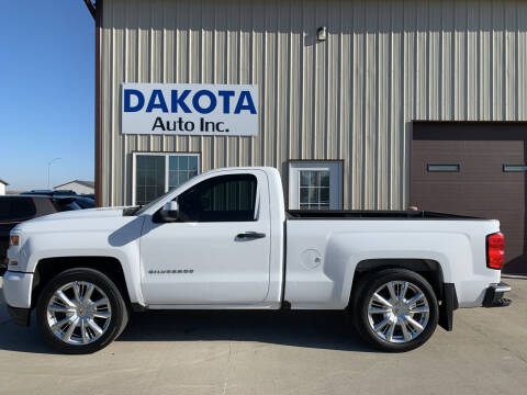 2016 Chevrolet Silverado 1500 for sale at Dakota Auto Inc. in Dakota City NE