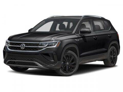 2022 Volkswagen Taos for sale at Park Place Motor Cars in Rochester MN