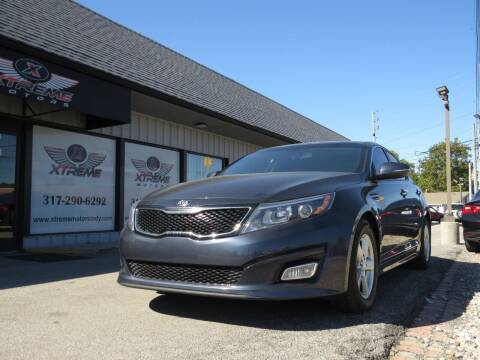 2015 Kia Optima for sale at Xtreme Motors Inc. in Indianapolis IN