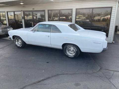 1966 Chevrolet Chevelle Malibu for sale at Clarks Auto Sales in Middletown OH